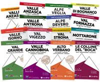 Le nuove Carte Escursionistiche del VCO 1:25000